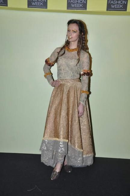 First look of JADE's  Lakme Fashion Week collection INNANA