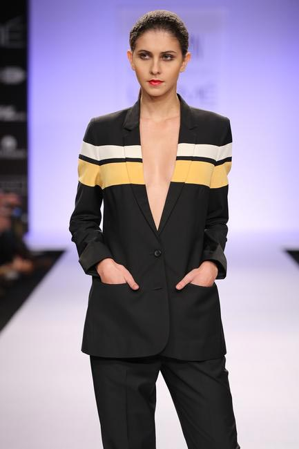 Huemn at LFW SR 14