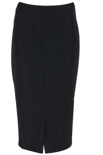ILK By Shikha and Vinita Navy pencil skirt - perniapopupshop.com