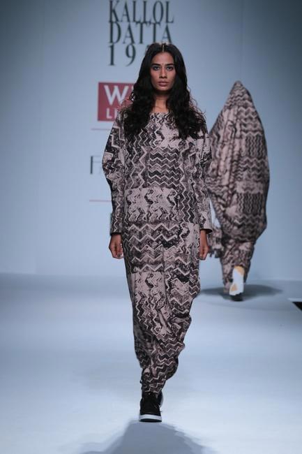Kallol Datta 1955 - WIFW AW 2014