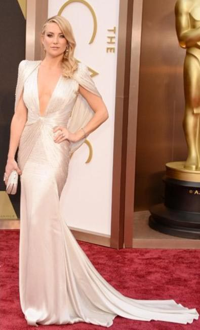 Kate Hudson in Atelier Versace - Oscars 2014