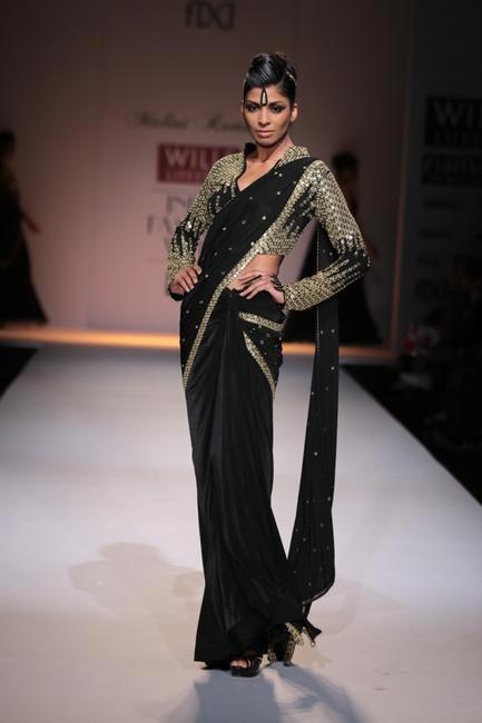 Malini Ramani - WIFW AW 2014