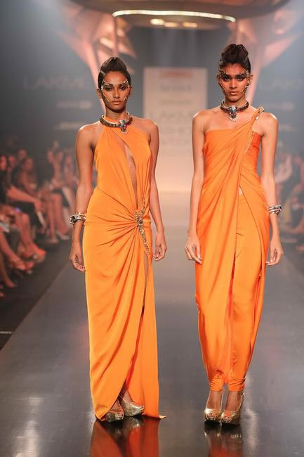 Mawi-Gaurav Gupta at LFW SR 2014