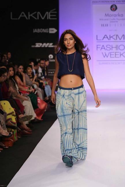 Monica Dogra and friends of 11.11 walked the runway at Lakme Fashion Week Summer Resort 2014