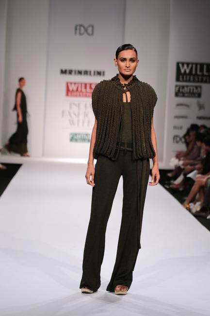 Mrinalini - WIFW AW 2014