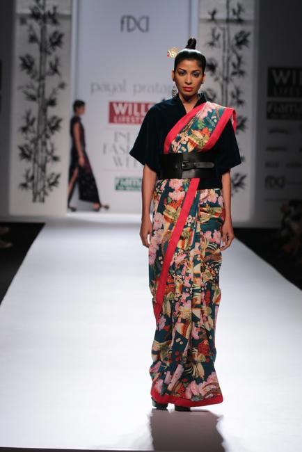 Payal Pratap  - WIFW AW 2014