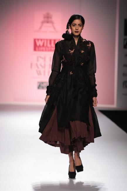 Prama by Pratima Pandey - WIFW AW 2014