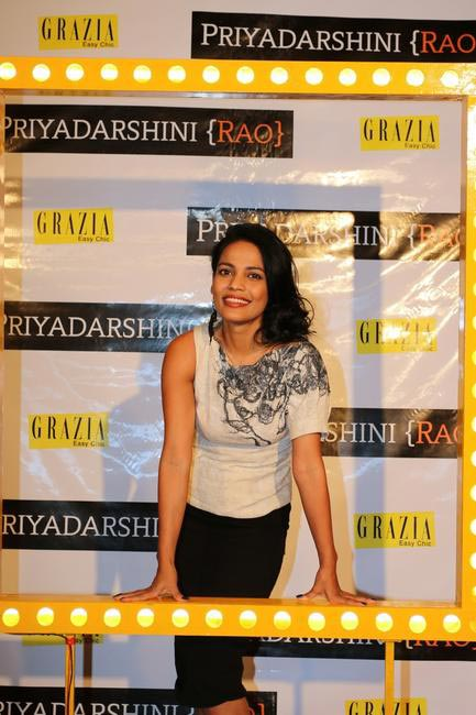 Priyanka Bose at Priyadarshini Rao's Spring Summer Collection Launch at her store