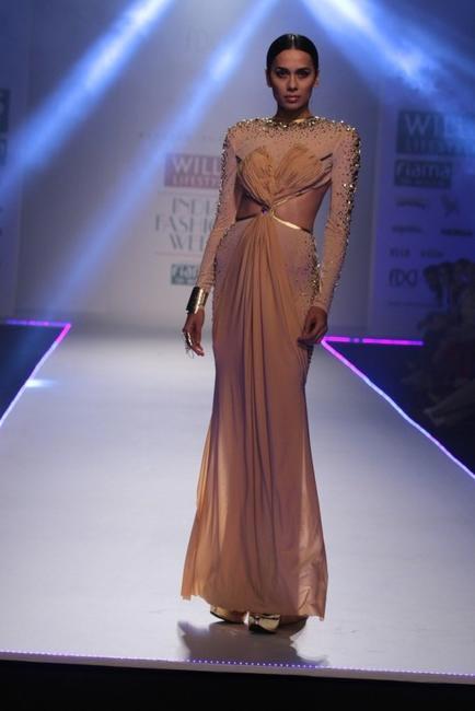 Raakesh Agarvwal - WIFW AW 2014