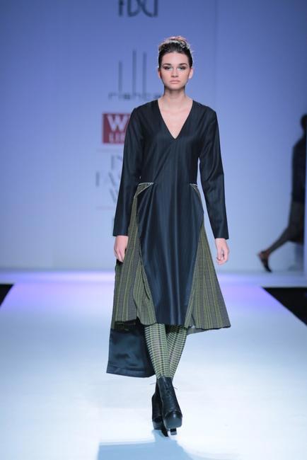 Rishta by Arun Saluja - WIFW 2014