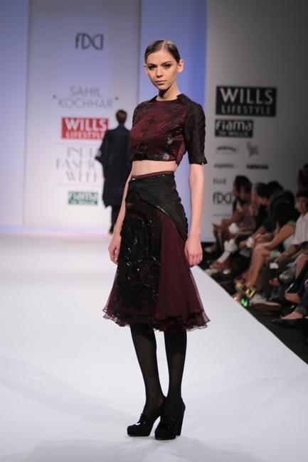 Sahil Kochchar -WIFW AW 2014