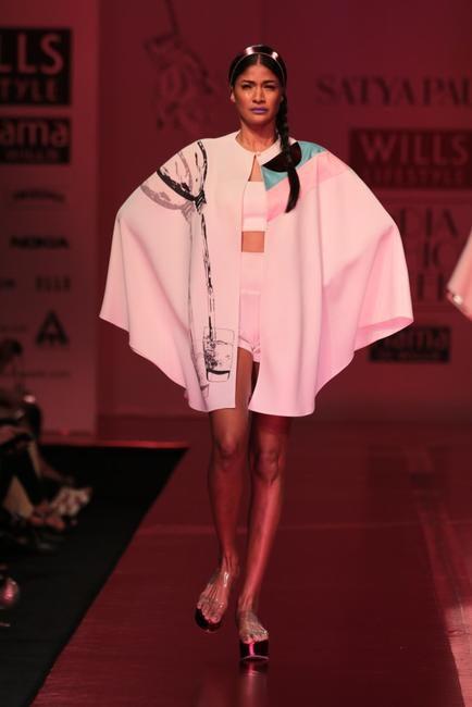 Satya Paul - WIFW 2014