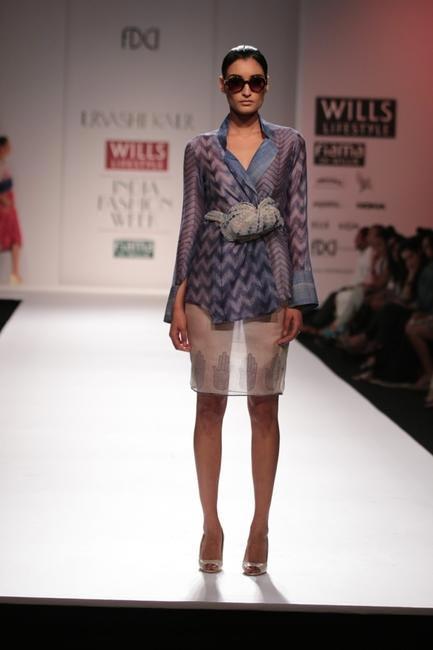 Urvashi Kaur - WIFW AW 2014