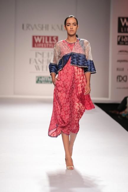 Urvashi Kaur- WIFW AW 2014