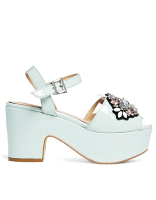 ASOS HIP HOP Heeled Sandals