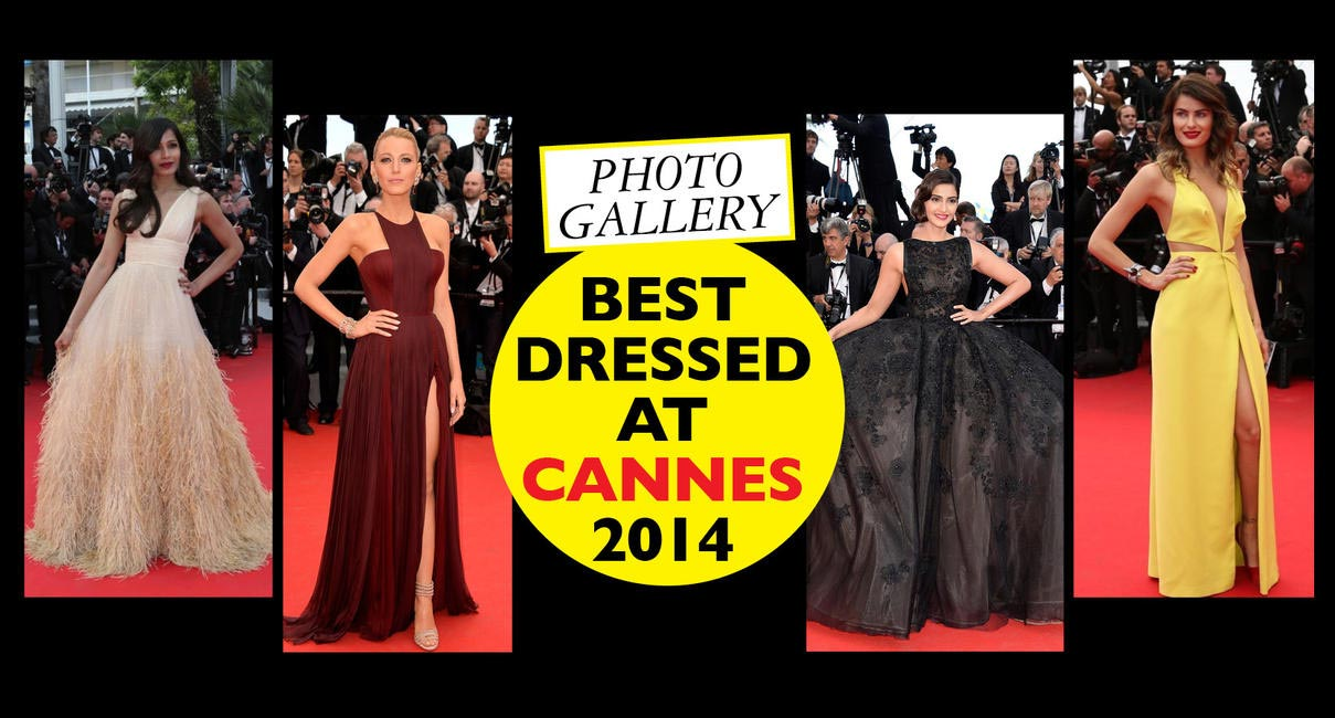 Best of Cannes 2014 red carpet