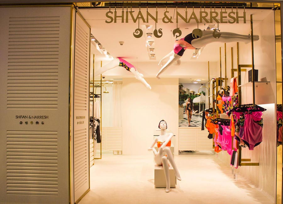 First look - SHIVAN & NARRESH at Select Citywalk