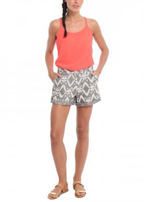 Ikat Print Shorts, The Closet Label, INR 1,100
