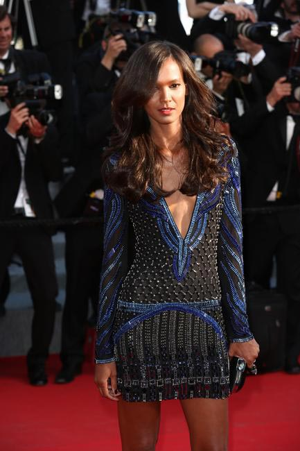 Liya Kebede for Loreal Paris at Cannes 2014 day 2