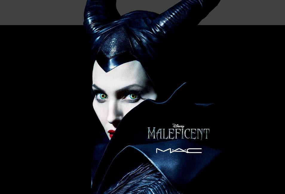 Maleficent by MAC Cosmetics