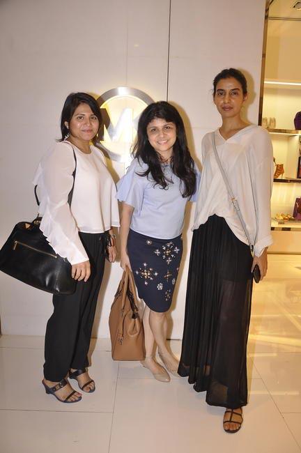 Grazia's Rituparna Som, Mehernaaz Dhondy, Ekta Rajani