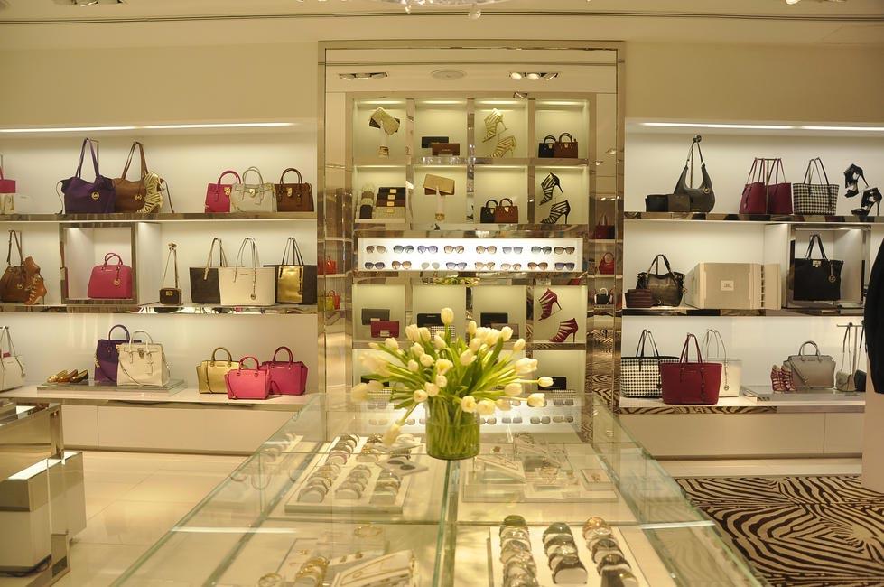 Michael Kors new store opening