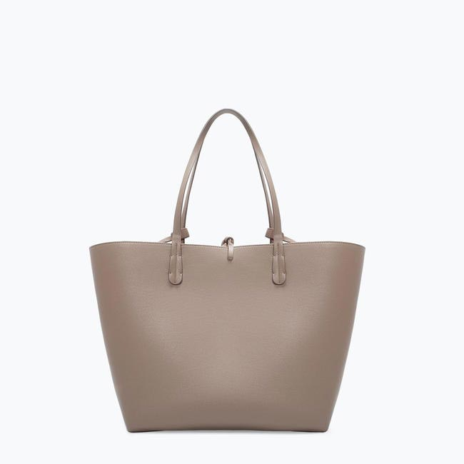 Reversible Contrast Shopper, Zara, INR 2,290