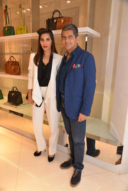 Sophie Choudry and Sanjay Kapoor