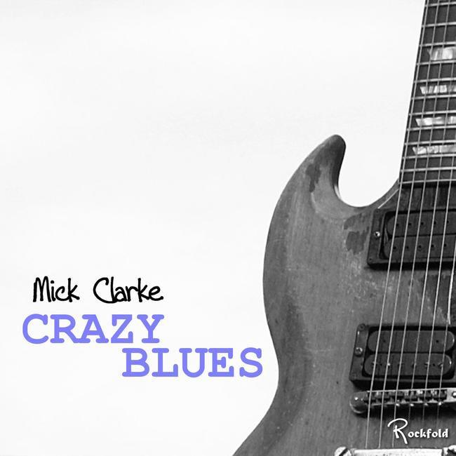 Crazy Blues album cover