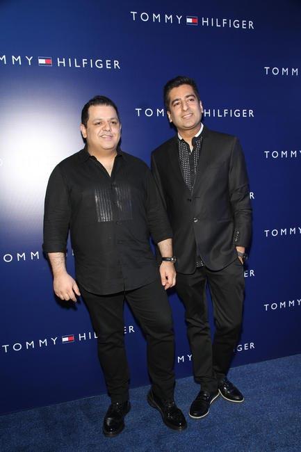 Designers Rahul Khanna and Rohit Gandhi