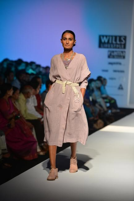 EKA at Wills Lifestyle SS 2015