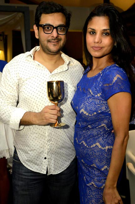 Gaurav & Pratima Bhatia