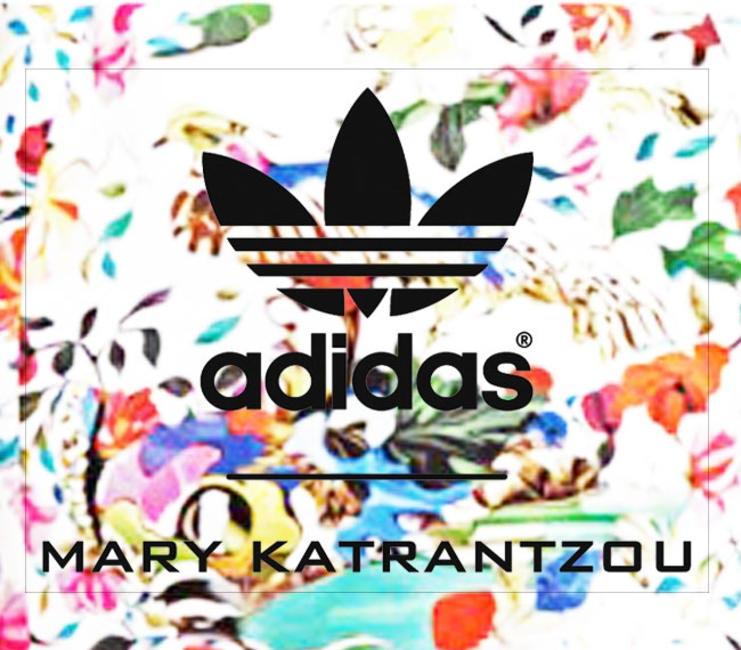 Mary Katrantzou x Adidas