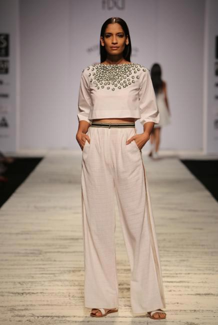 Pallavi Mohan at Wills Lifestyle SS 2015