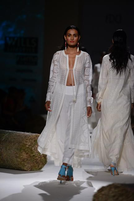 Payal Pratap at Wills Lifestyle SS 2015