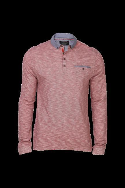 Red Polo T-Shirt, Burton, INR 2020