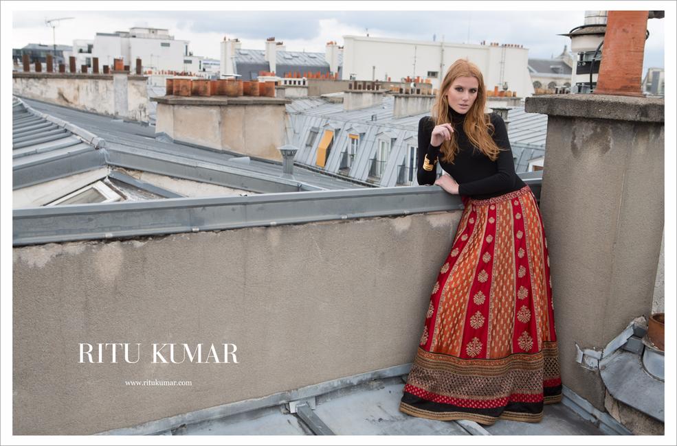 Ritu Kumar Winter Festive 2014