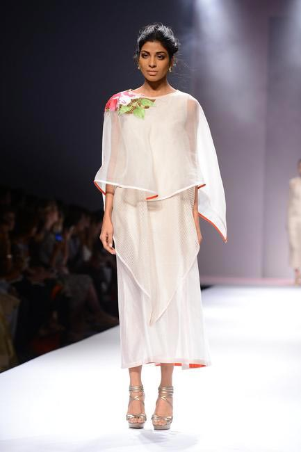Samant Chauhan at Wills Lifestyle SS 2015