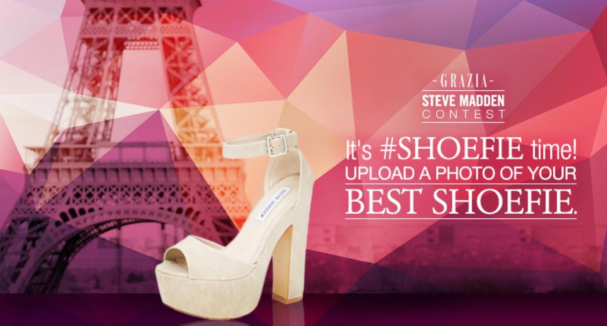 Steve Madden #Shoefie Contest Alert
