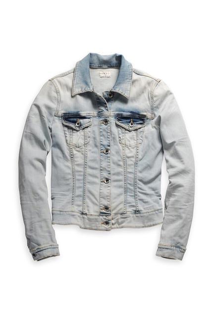 Warming Denim Jacket