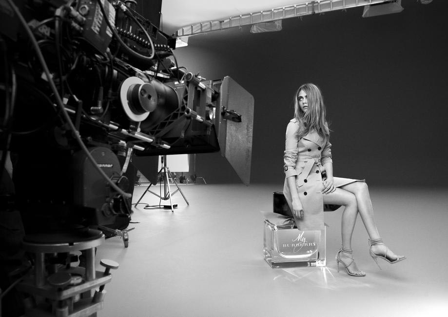 Behind the Scenes with Cara