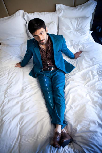 Fawad Khan for Grazia