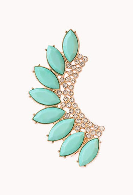 Luxe Bejeweled Earcuff, INR 469