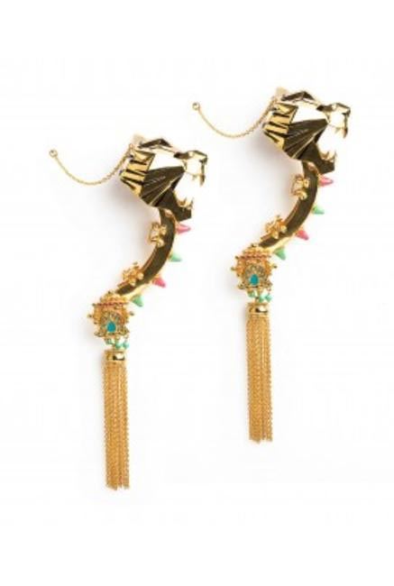 Royal Bengal Earring, Manish Arora for Amrapali, INR 30.500