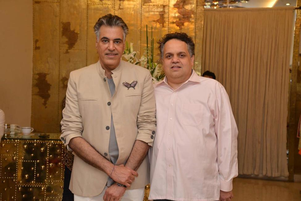 Abu Jani and Sandeep Khosla