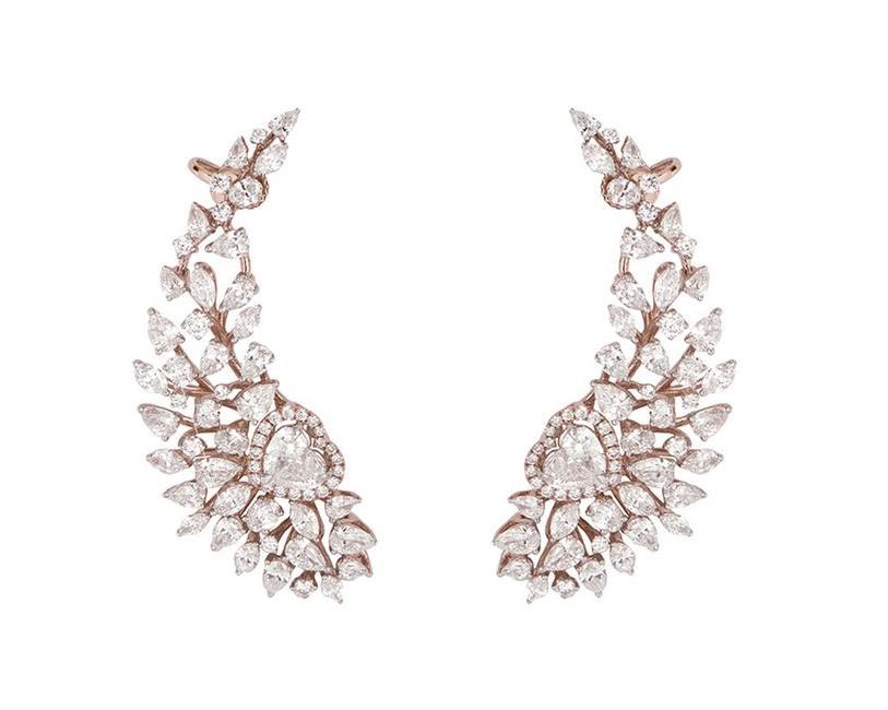 Forevermark Diamond Ear Cuffs