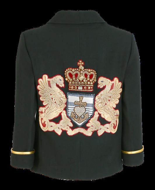 Jacket deatiling