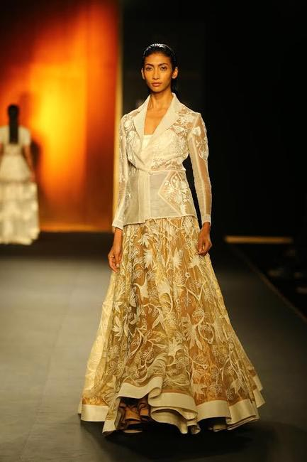 1 Mishra's first venture down the Indian wear route
