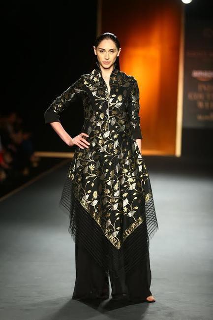 2 Mishra's classics go couture