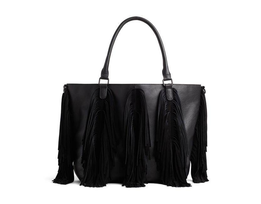 Carefree Fringe Bag